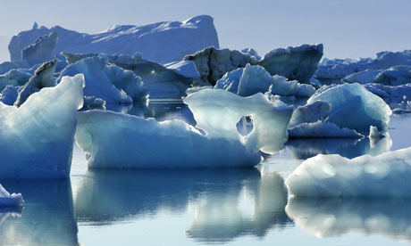 The Sermilik Fjord, Getty Images
